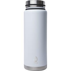MIZU V12 Drikkeflaske med V-låg 1200ml, hvid